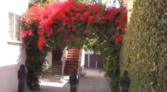 A video tour of Jim Morrison & Pamela Courson's Last U.S. Residence