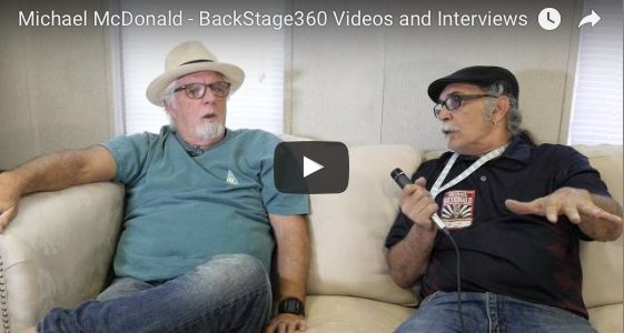 Michael McDonald explains his start with Steely Dan & The Doobie Brothers