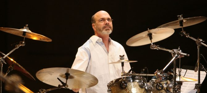Exclusive Interview with Danny Seraphine